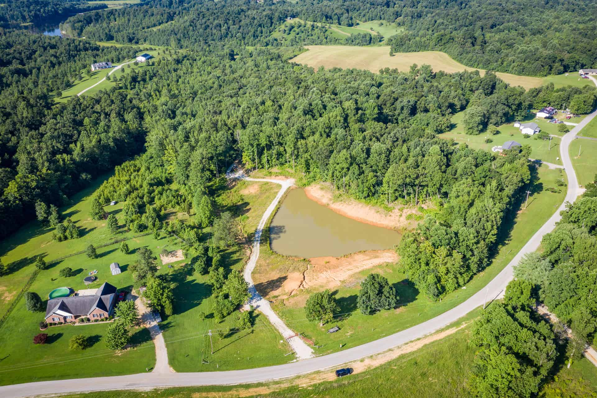 North Indian Hill Rd., Hawesville, KY 42348