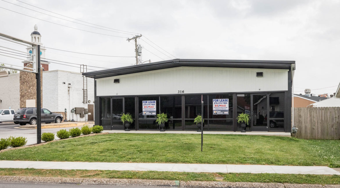 Booth Ave Updated Exteriors - 001